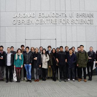 Study trip to Dublin for our MSc in Datascience and Business Analytics program students