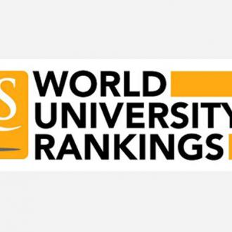 Forte progression de l'Ecole au dernier QS World University Rankings